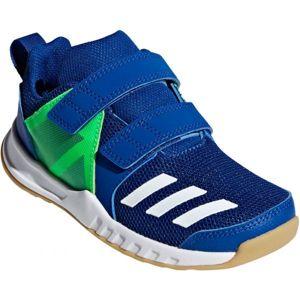adidas FORTAGYM CF K modrá 28 - Dětská sportovní obuv