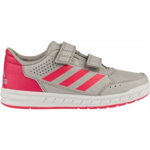 adidas ALTASPORT CF K bílá 34 - Sportovní dětská obuv