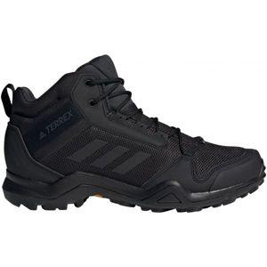 adidas TERREX AX3 MID GTX černá 10 - Pánská outdoorová obuv