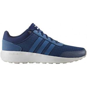 adidas CLOUDFOAM RACE tmavě modrá 10.5 - Pánská volnočasová obuv