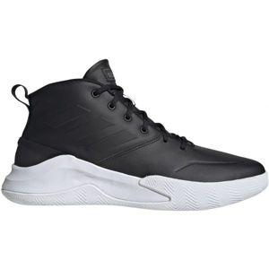 adidas OWNTHEGAME černá 13.5 - Pánská basketbalová obuv