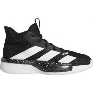 adidas PRO NEXT 2019 K černá 4 - Dětská basketbalová obuv