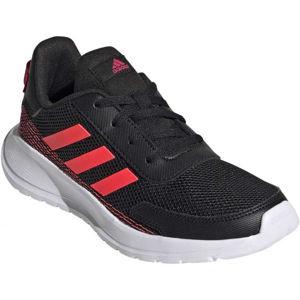adidas TENSAUR RUN K černá 4.5 - Dětské vycházkové tenisky