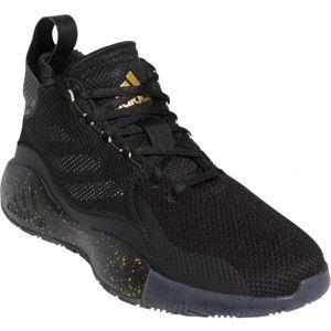 adidas D ROSE 773 černá 6.5 - Pánská basketbalová obuv