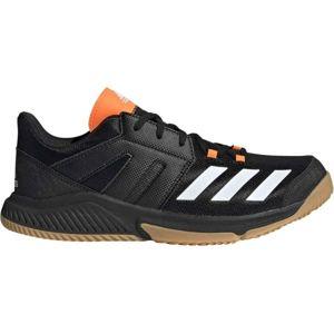 adidas ESSENCE černá 12 - Pánská házenkářská obuv