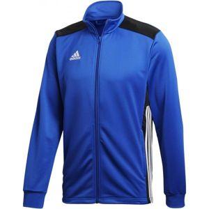 adidas REGI18 PES JKT modrá L - Pánská fotbalová bunda