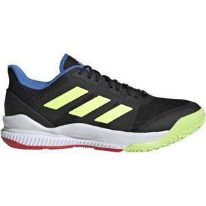 adidas STABIL BOUNCE černá 9 - Pánská házenkářská obuv