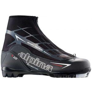 Alpina T10  47 - Pánská obuv na běžecké lyžování