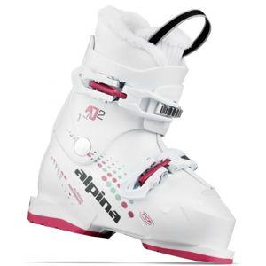 Alpina AJ2 G  18 - Dívčí sjezdová obuv