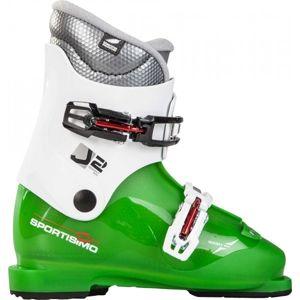 Alpina J2  19 - Dětské lyžařské boty