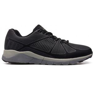 ALPINE PRO FISHER černá 45 - Pánská běžecká obuv