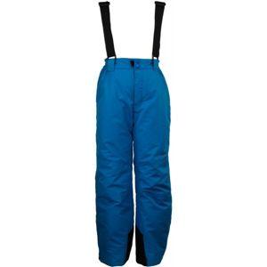 ALPINE PRO FUDO 2 modrá 164-170 - Dětské lyžařské kalhoty