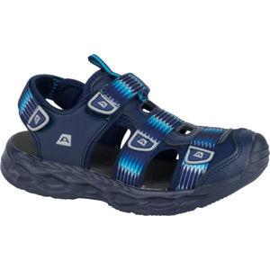 ALPINE PRO RICHO modrá 28 - Dětské sandály