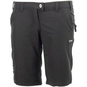 ALPINE PRO TZILA 2 černá 38 - Dámské šortky