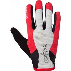 Arcore DIBBY černá S - Dámské dlouhoprsté cyklistické rukavice
