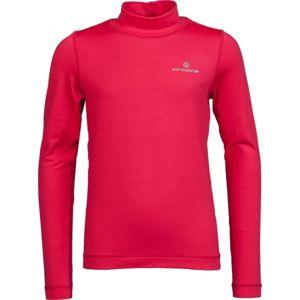 Arcore ZARKO růžová 152-158 - Dětské funkční triko s dlouhým rukávem