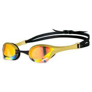 Arena COBRA ULTRA SWIPE MIRROR žlutá NS - Plavecké brýle