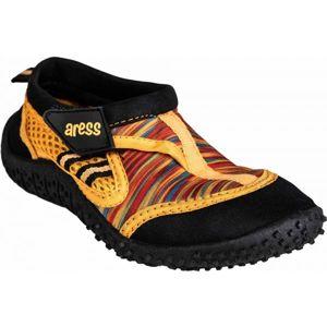Aress BENKAI oranžová 33 - Dětské boty do vody