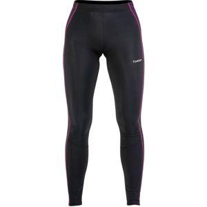 Axis KALHOTY BEZKY W černá L - Dámské zimní běžecké kalhoty