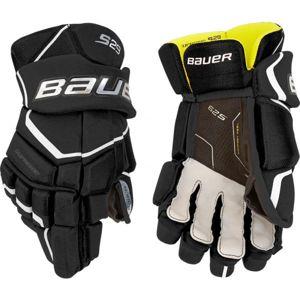 Bauer SUPREME S29 GLOVE JR bílá 12 - Hokejové rukavice