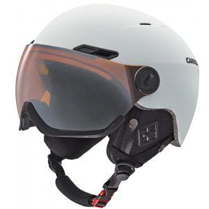 Carrera KARMA černá (53 - 57) - Lyžařská helma