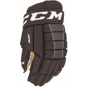CCM HG 4R III SR BK černá 15 - Hokejové rukavice