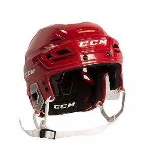 CCM TACKS 710 SR červená S - Hokejová helma