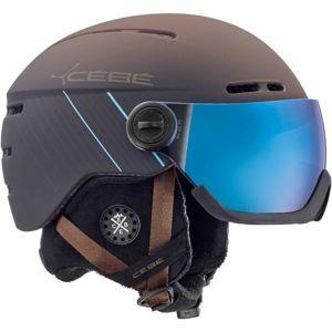 Cebe FIREBALL černá (56 - 58) - Lyžařská helma
