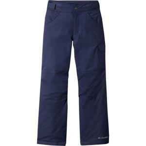 Columbia STARCHASER PEAK II PANT tmavě modrá XS - Dívčí zimní lyžařské kalhoty