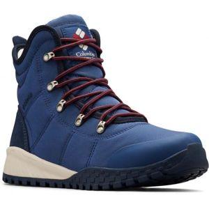 Columbia FAIRBANKS OMNI-HEAT modrá 12 - Pánská zimní obuv