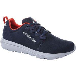 Columbia BACKPEDAL OD modrá 9 - Pánské volnočasové boty