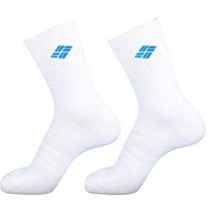 Columbia EXPLORER CREW 2P bílá 39 - 42 - Sportovní ponožky