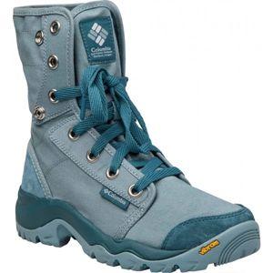 Columbia CAMDEN W modrá 8.5 - Dámská obuv pro volný čas