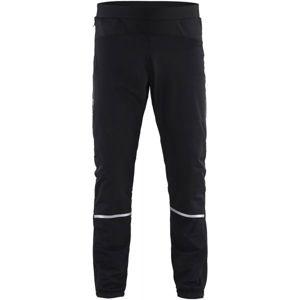 Craft ESSENTIAL WINTER černá XL - Pánské kalhoty pro běžecké lyžování
