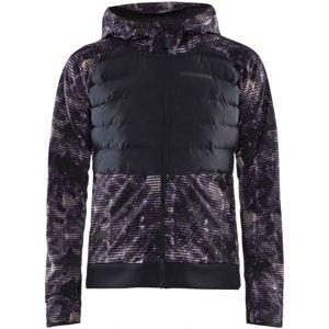 Craft PURSUIT THERMAL fialová S - Dámská zateplená bunda