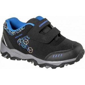 Crossroad DIAMS modrá 29 - Dětská treková obuv