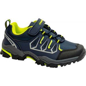 Crossroad DELIQ zelená 26 - Dětská treková obuv