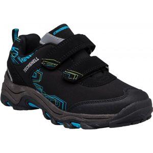 Crossroad TOBI černá 33 - Dětská treková obuv