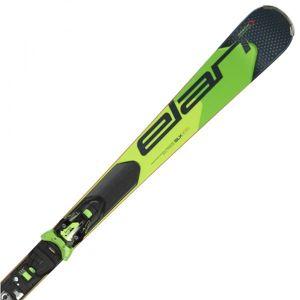 Elan SLX FUSION + ELX12 zelená 170 - Závodní sjezdové lyže