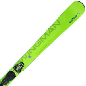 Elan WINGMAN 86 CTI FX + EMX 12  160 - Sjezdové lyže