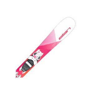 Elan LIL STYLE QS + EL 7.5  130 - Dětská sjezdová lyže