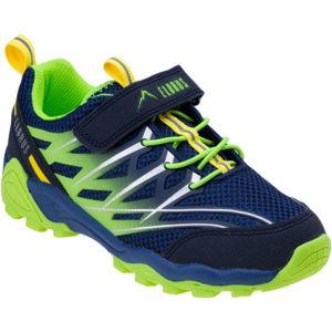 Elbrus TERRIN JR modrá 32 - Dětská vycházková obuv