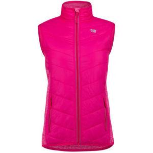 Etape ARTEMIS růžová M - Dámská hybridní vesta