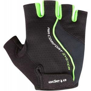 Etape DRIFT černá L - Pánské cyklistické rukavice