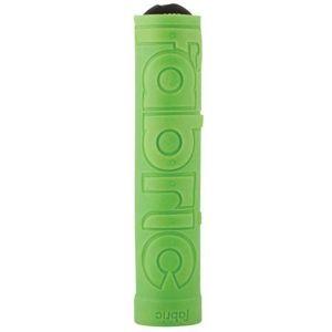 Fabric PUSH zelená NS - Nasouvací gripy