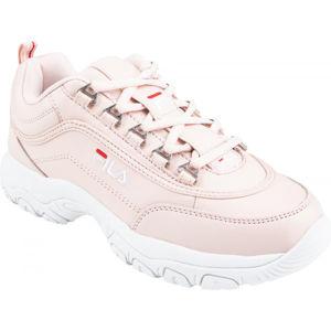 Fila STRADA LOW WMN růžová 41 - Dámská volnočasová obuv