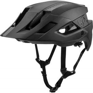 Fox FLUX MIPS černá (54,6 - 55,2) - All Mountain cyklo helma