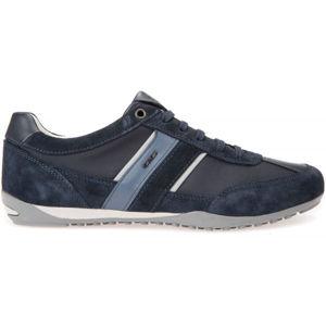 Geox U WELLS tmavě modrá 40 - Pánská volnočasová obuv