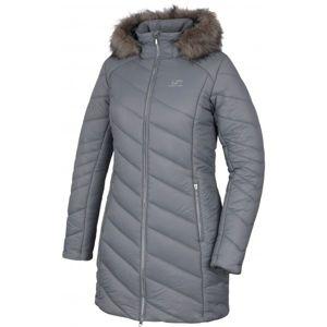 Hannah ELOISE šedá 38 - Dámský zimní kabát