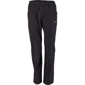 Head CARSON černá 140-146 - Dětské softshellové kalhoty